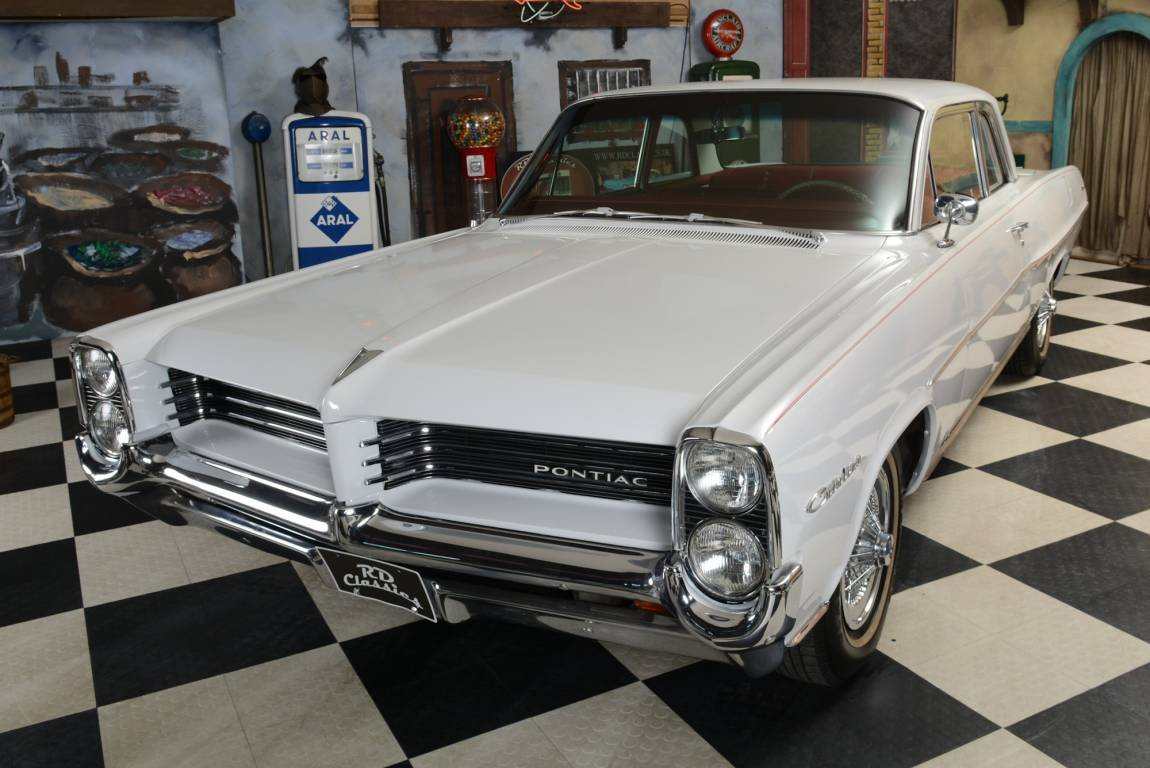 1964 Pontiac Catalina 2D Coupe For Sale (picture 1 of 6)