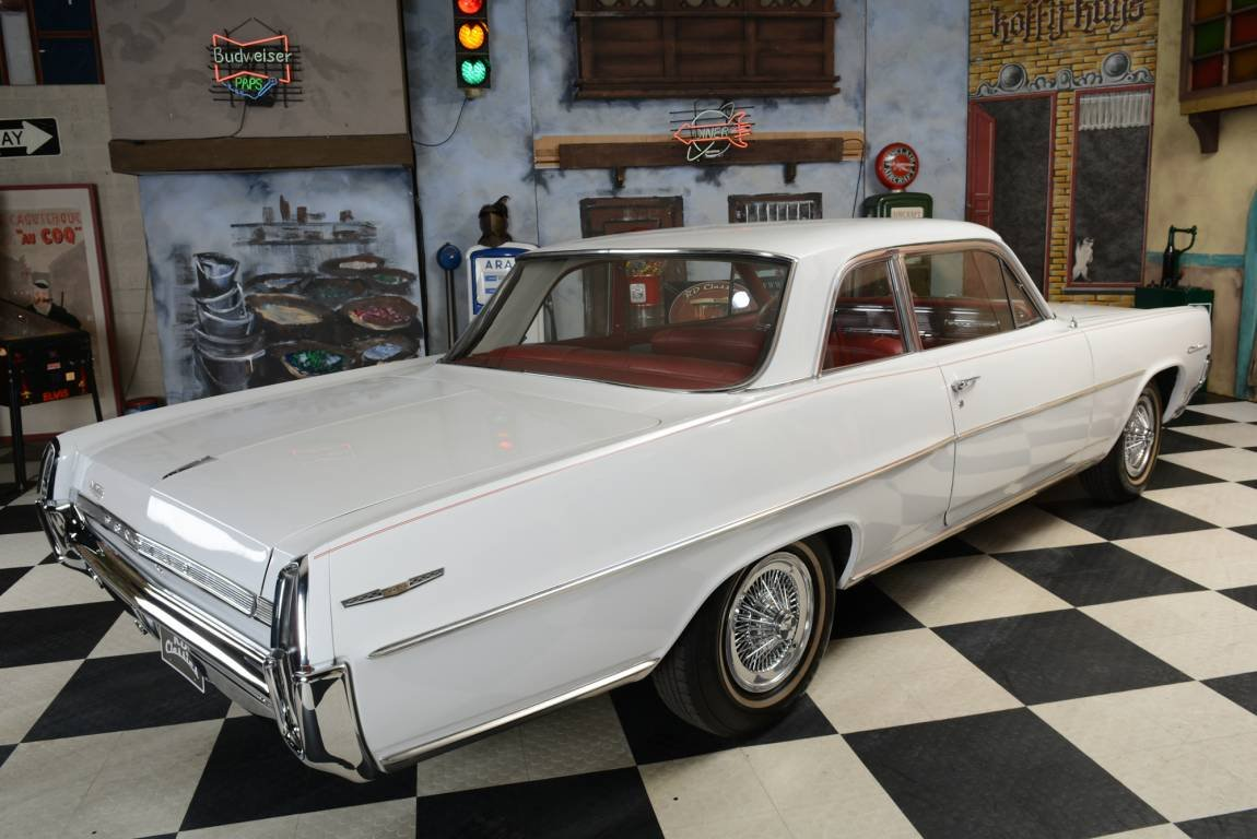 1964 Pontiac Catalina 2D Coupe For Sale (picture 2 of 6)