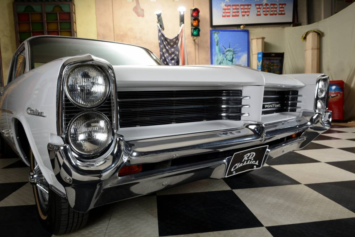 1964 Pontiac Catalina 2D Coupe For Sale (picture 5 of 6)