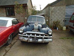 1949 Very rare Pontiac Silver Streak