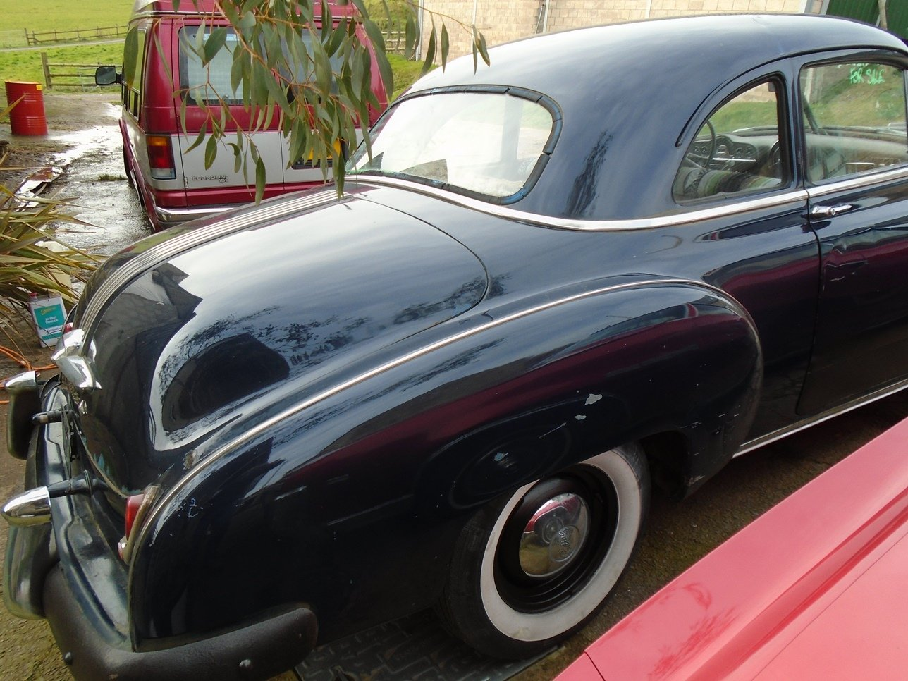 1949 Very rare Pontiac Silver Streak  SOLD (picture 3 of 6)