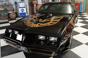 1980 Pontiac Trans Am Bandit / Inkl. Deutsche Brief