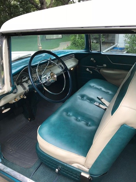 1956 Pontiac Star Chief 2DR HT For Sale (picture 4 of 6)