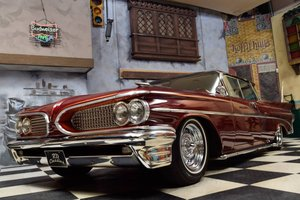 1959 Pontiac Catalina Custom Paint / Inkl Deutsche Brief For Sale