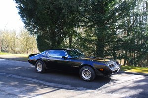 Picture of 1979 Pontiac Firebird Esprit. Diamond Black. Trans Am Kit. SOLD