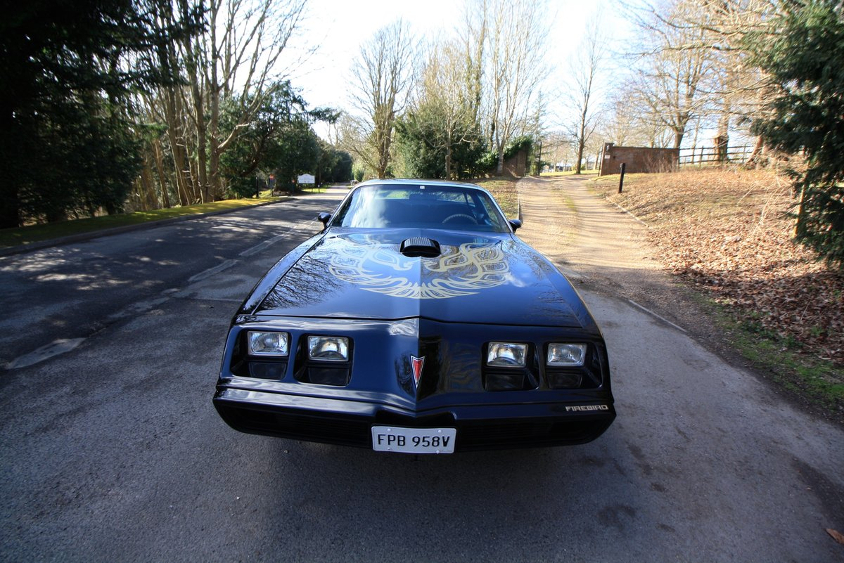 1979 Pontiac Firebird Esprit. Diamond Black. Trans Am Kit. SOLD (picture 4 of 6)