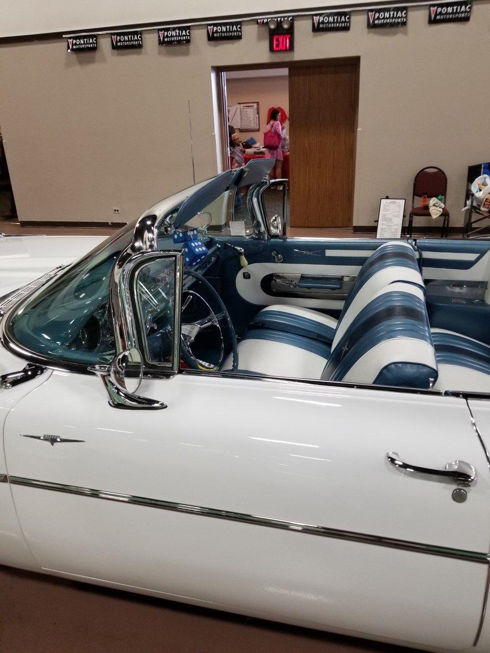 1959 Pontiac Bonneville Convertible For Sale (picture 5 of 6)