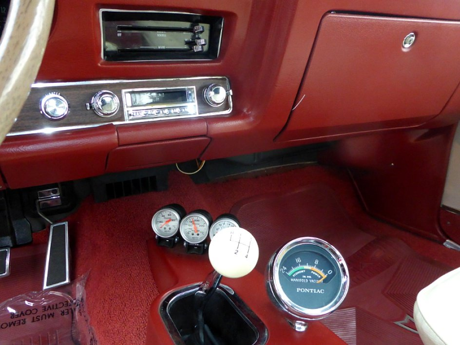 1969 Pontiac Lemans Convertible = 400 + 4 Speed Manual For Sale (picture 5 of 6)