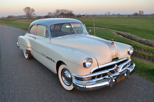 1951 Pontiac Chieftain eight 2door coupe For Sale