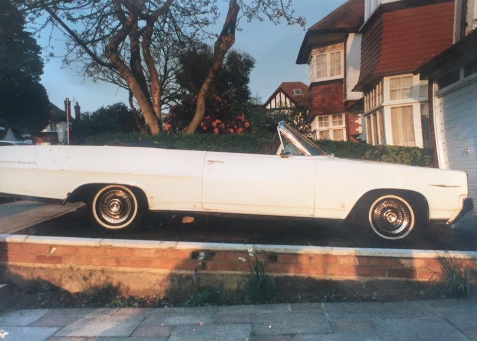 1964 Pontiac Parisienne Convertible Project Right Hand Drive SOLD (picture 10 of 12)