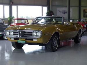 1967 Eines der ersten Firebird Cabrios der Welt, Originalzustand For Sale