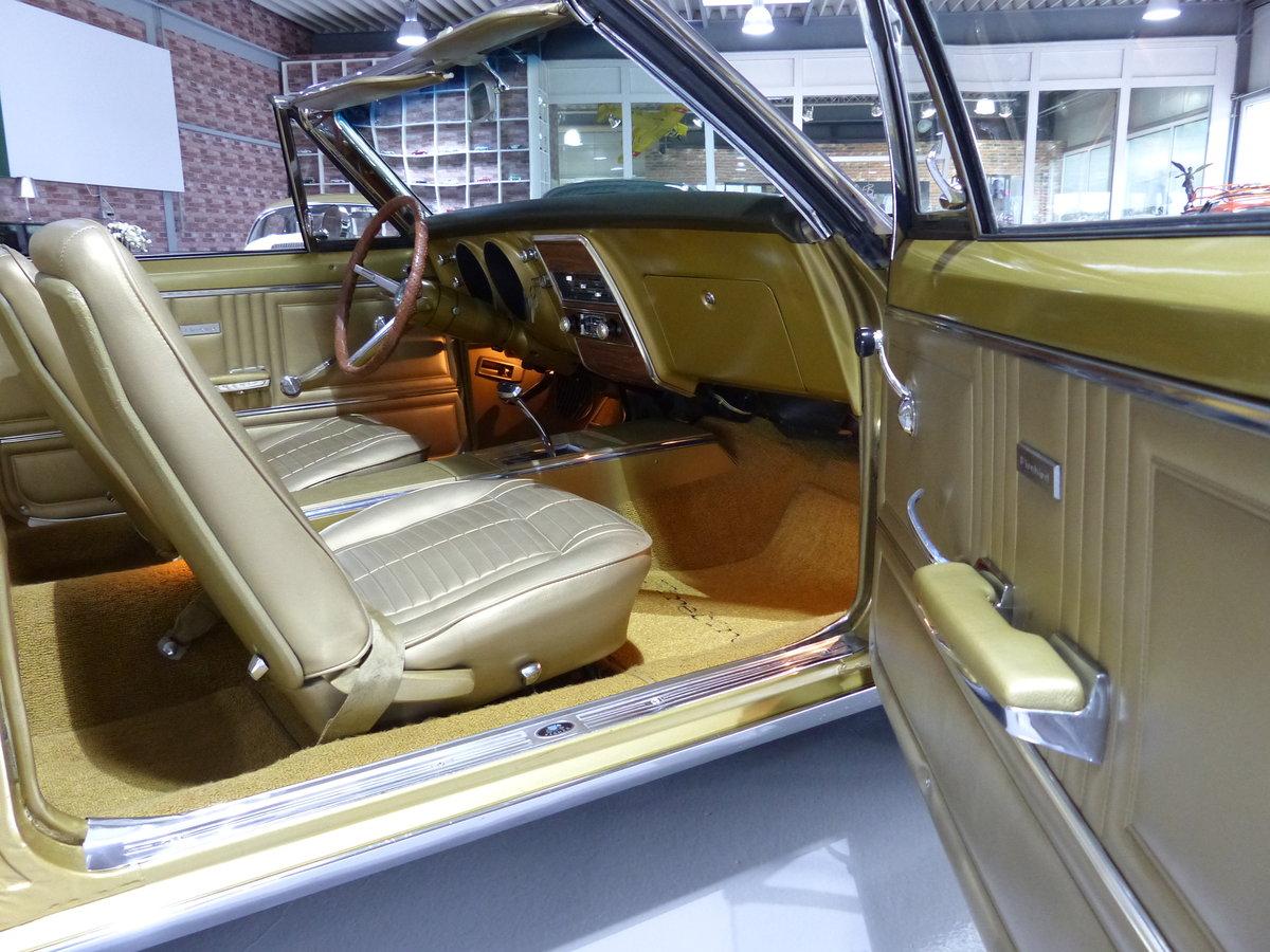 1967 Eines der ersten Firebird Cabrios der Welt, Originalzustand For Sale (picture 4 of 6)