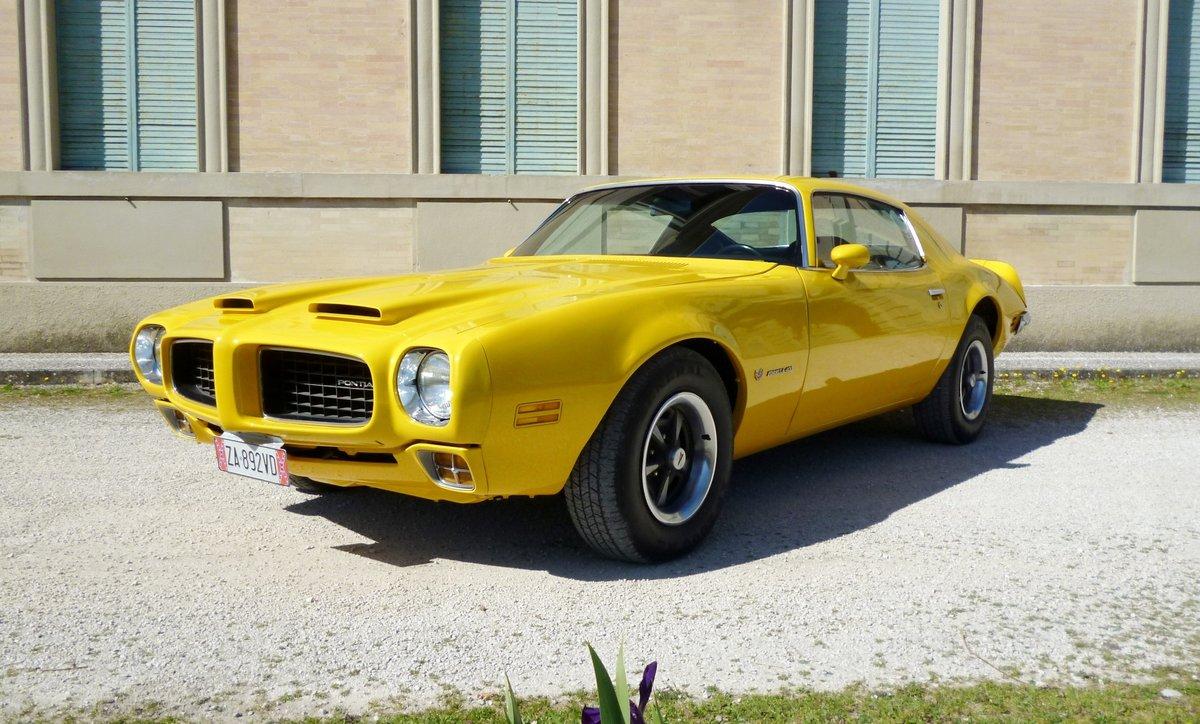 1973 Pontiac Firebird Formula 400 For Sale (picture 1 of 6)