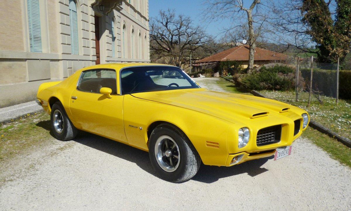 1973 Pontiac Firebird Formula 400 For Sale (picture 2 of 6)