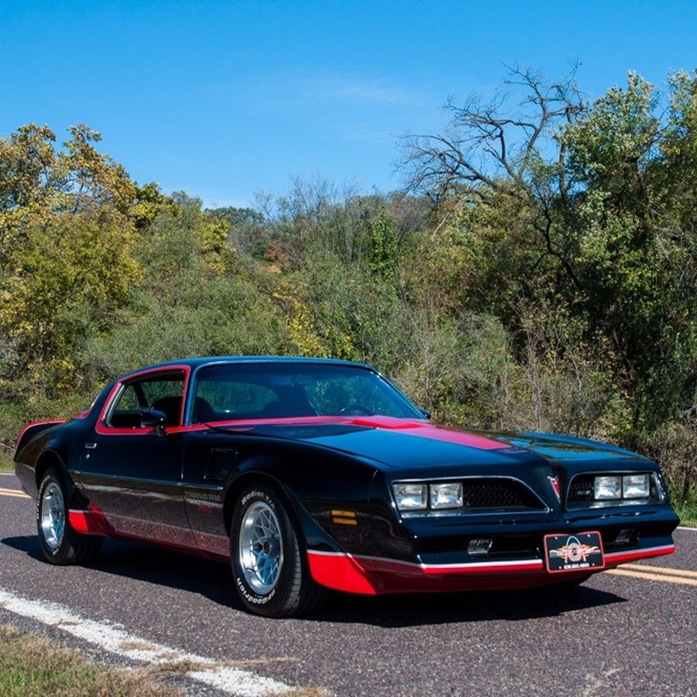 1978 Pontiac Macho Trans Am = Rare + 4 speed Manual $35.9k For Sale (picture 2 of 6)