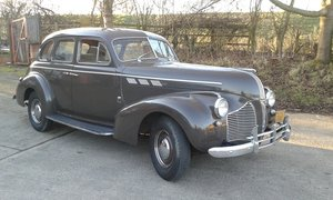 Picture of 1940 PONTIAC SILVER STREAK