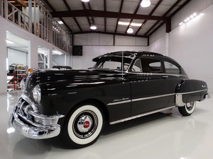 1950 Pontiac Streamliner Silver Streak Deluxe Coupe For Sale