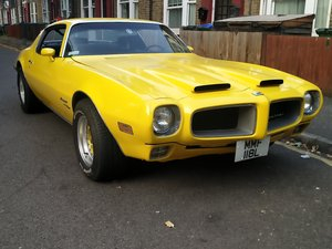 1970 Pontiac firebird formula 400 For Sale