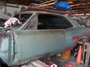 1966 Pontiac GTO 2DR HT For Sale