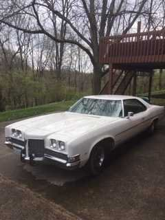 1971 Pontiac Bonneville (Corinth, KY) $7,000 obo For Sale