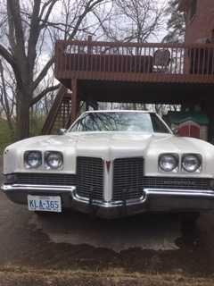 1971 Pontiac Bonneville (Corinth, KY) $7,000 obo For Sale (picture 3 of 6)