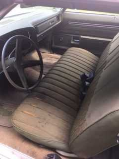 1971 Pontiac Bonneville (Corinth, KY) $7,000 obo For Sale (picture 4 of 6)