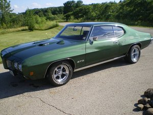 1970 Pontiac GTO Ram Air III (De Pere, WI) $60,000 For Sale