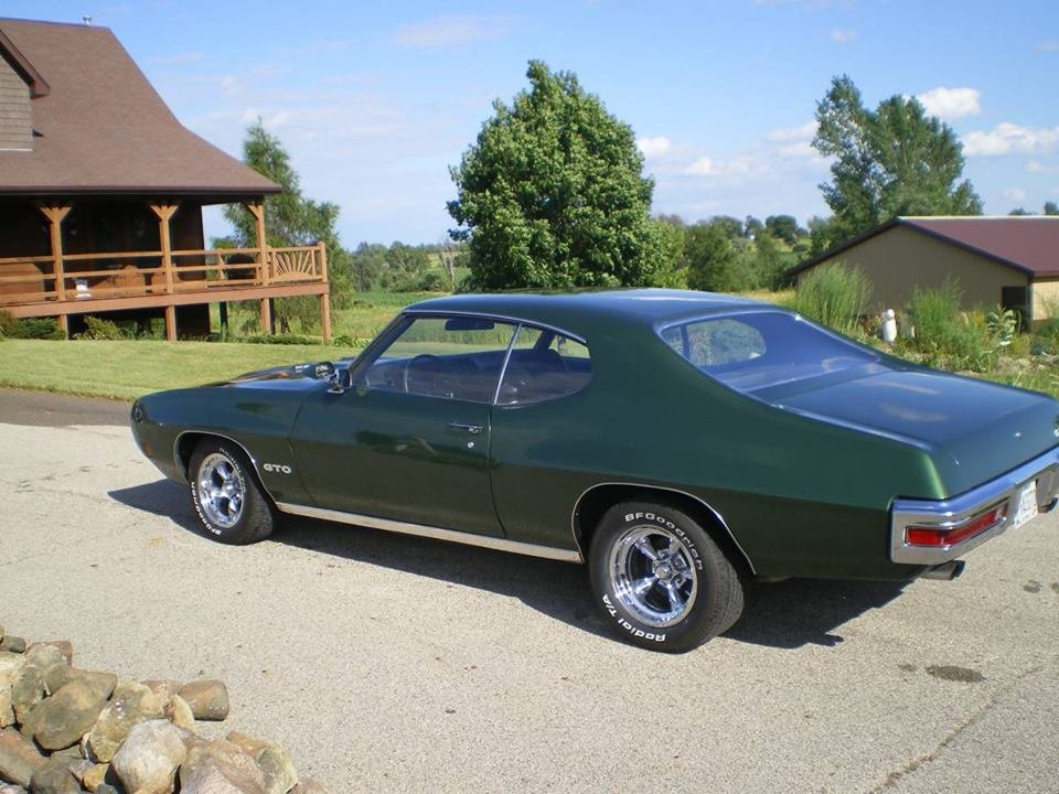 1970 Pontiac GTO Ram Air III (De Pere, WI) $60,000 For Sale (picture 2 of 6)