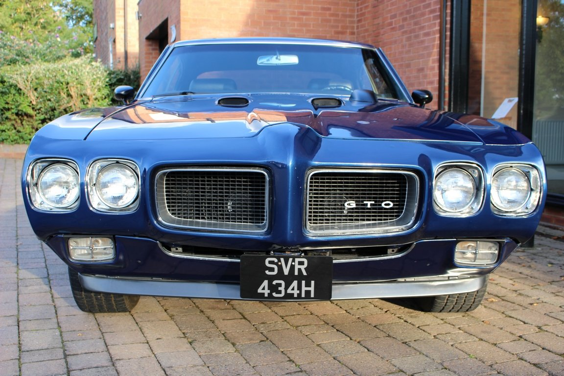 1970 Pontiac GTO 400 6.6 V8  For Sale (picture 1 of 6)