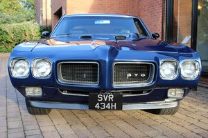 1970 Pontiac GTO Judge 400 6.6 V8  For Sale