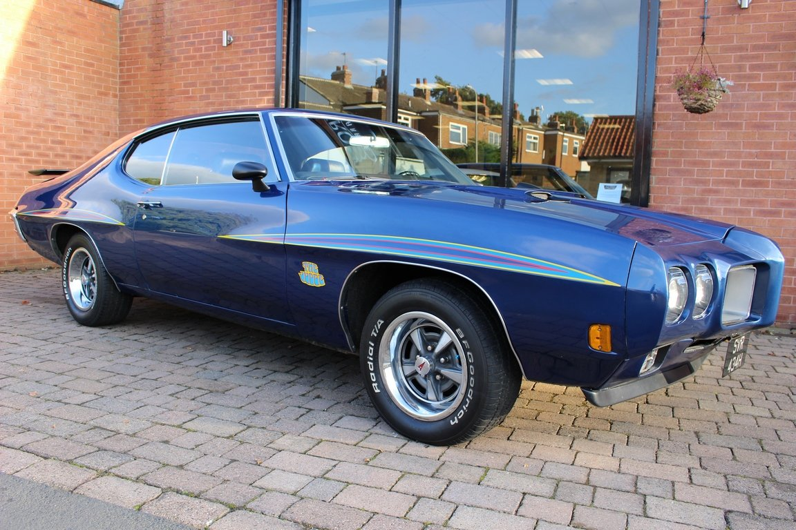 1970 Pontiac GTO 400 6.6 V8  For Sale (picture 2 of 6)