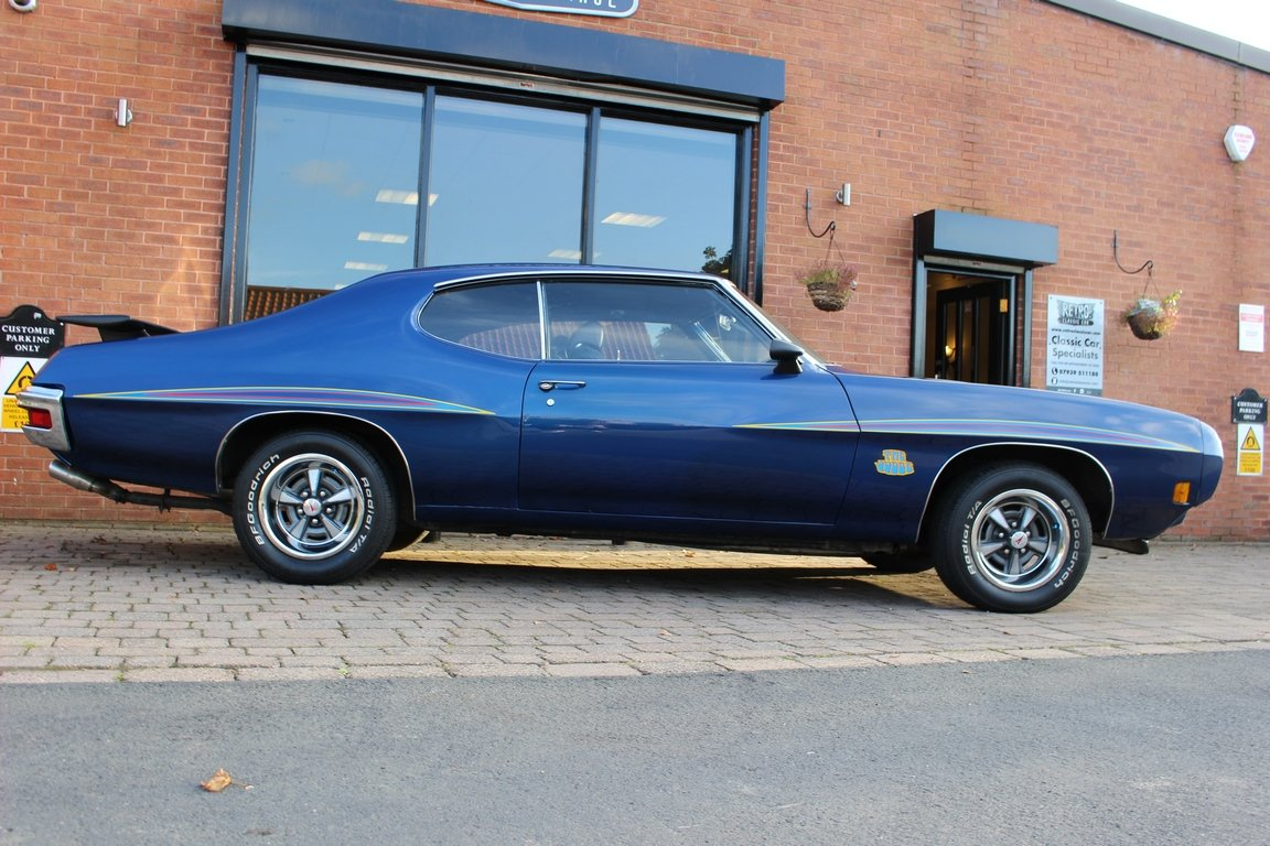 1970 Pontiac GTO 400 6.6 V8  For Sale (picture 3 of 6)