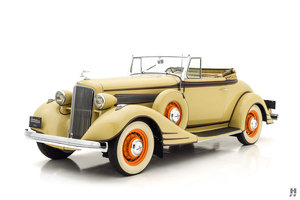 1934 PONTIAC EIGHT CONVERTIBLE COUPE For Sale