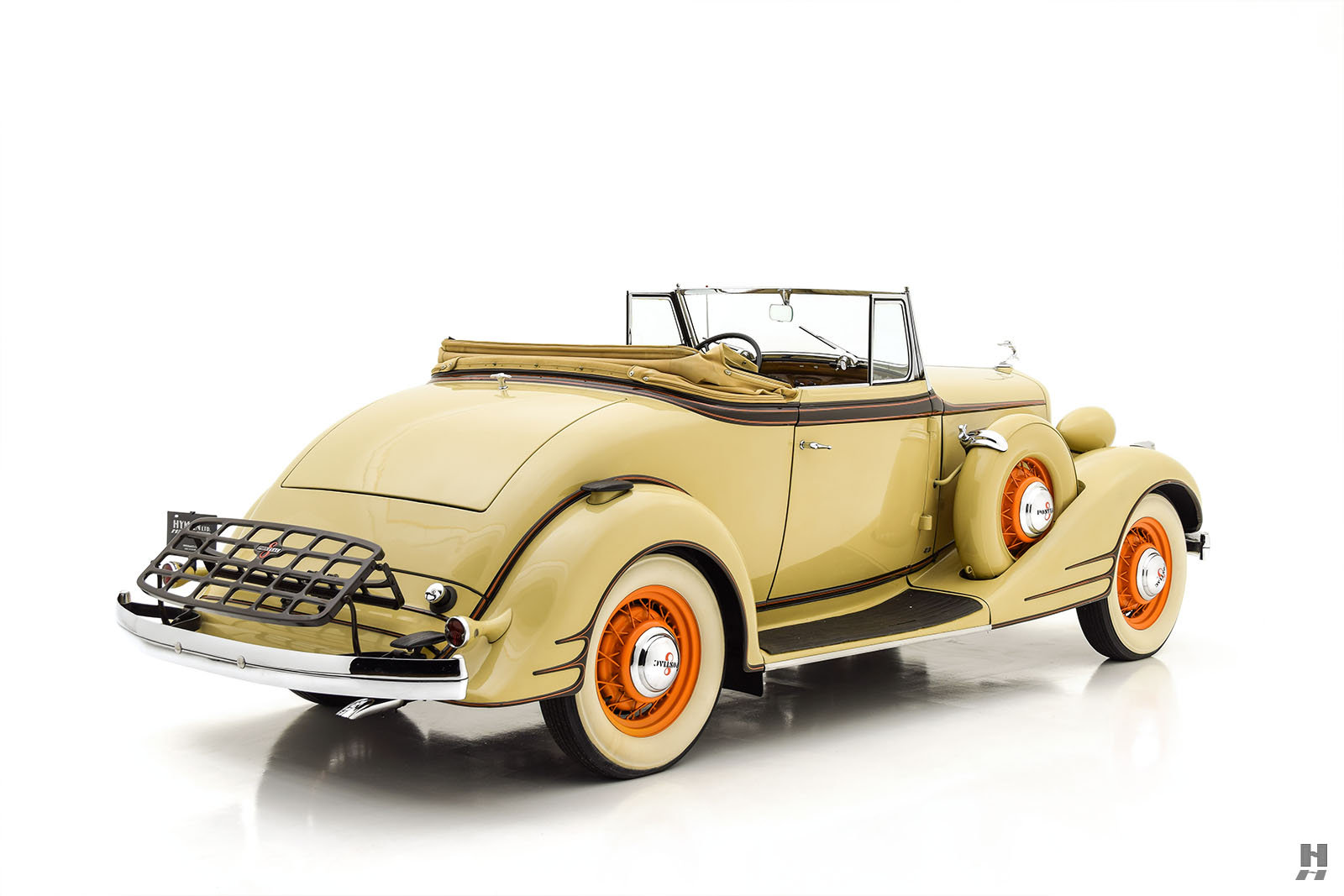1934 PONTIAC EIGHT CONVERTIBLE COUPE For Sale (picture 5 of 6)