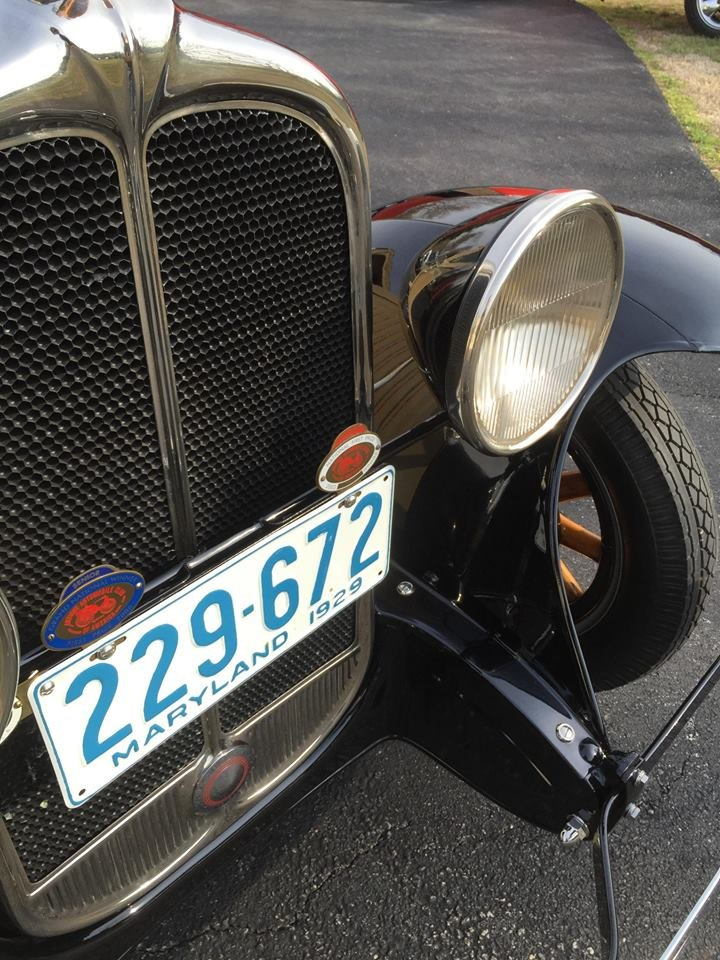 1929 Pontiac 3 window coupe (Ridgely, MD) $60,000 obo For Sale (picture 3 of 6)