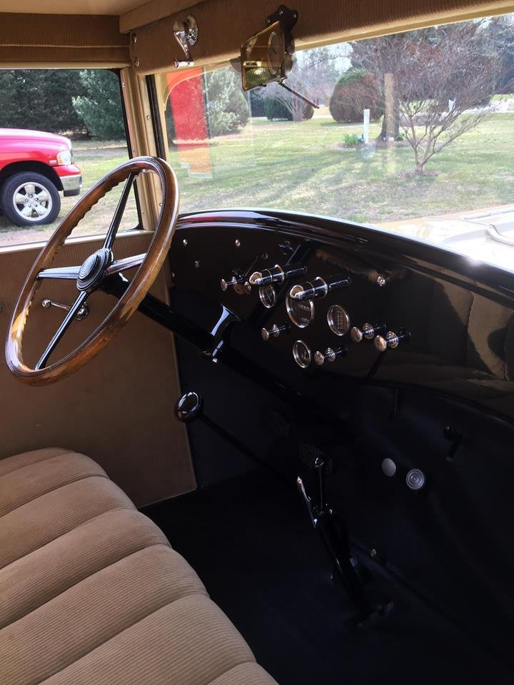1929 Pontiac 3 window coupe (Ridgely, MD) $60,000 obo For Sale (picture 6 of 6)