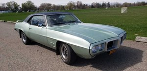 1969 Pontiac Firebird (Ionia, NY) $24,900 obo For Sale