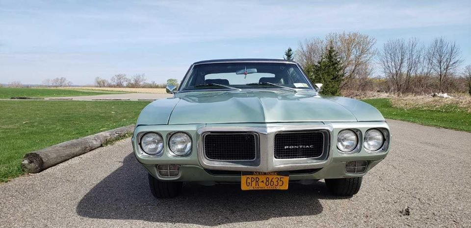 1969 Pontiac Firebird (Ionia, NY) $24,900 obo For Sale (picture 4 of 6)