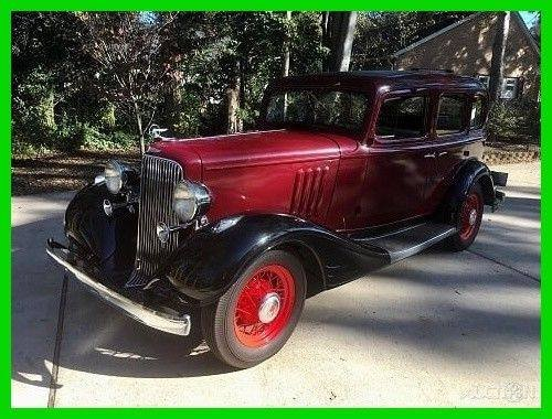 1933 Pontiac Series 602 (Iuka, MS) $24,900 obo For Sale (picture 1 of 6)