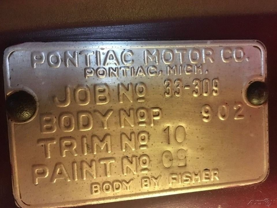 1933 Pontiac Series 602 (Iuka, MS) $24,900 obo For Sale (picture 3 of 6)