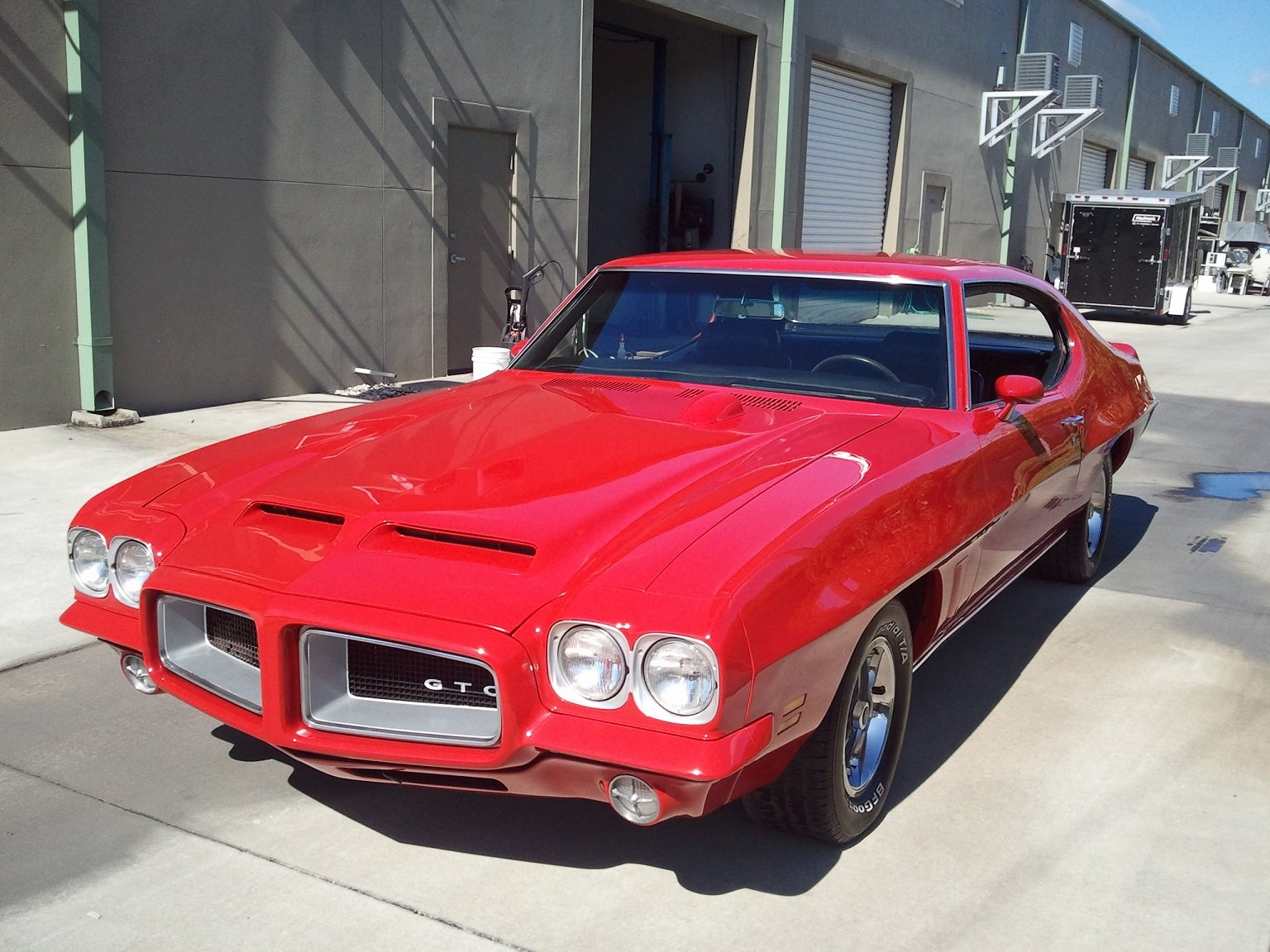 1972 Pontiac GTO Coupe For Sale (picture 1 of 6)