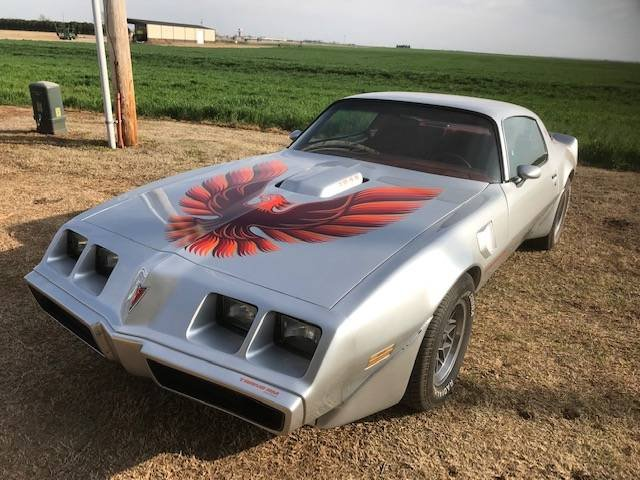 1980 Pontiac Trans Am (Alva, OK) $24,900 obo For Sale (picture 1 of 6)