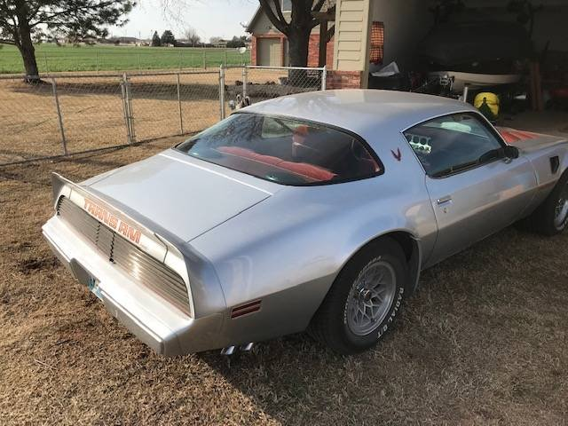 1980 Pontiac Trans Am (Alva, OK) $24,900 obo For Sale (picture 3 of 6)
