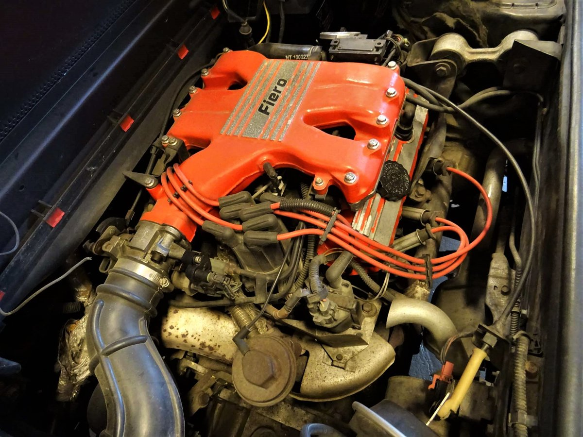 1986 Pontiac Fiero GT Fastback For Sale (picture 6 of 6)