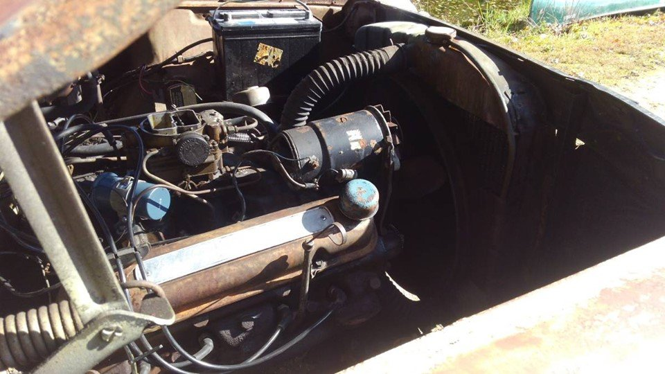 1955 Pontiac Starchief (New Ipswich, NH) $9,900 obo For Sale (picture 3 of 6)