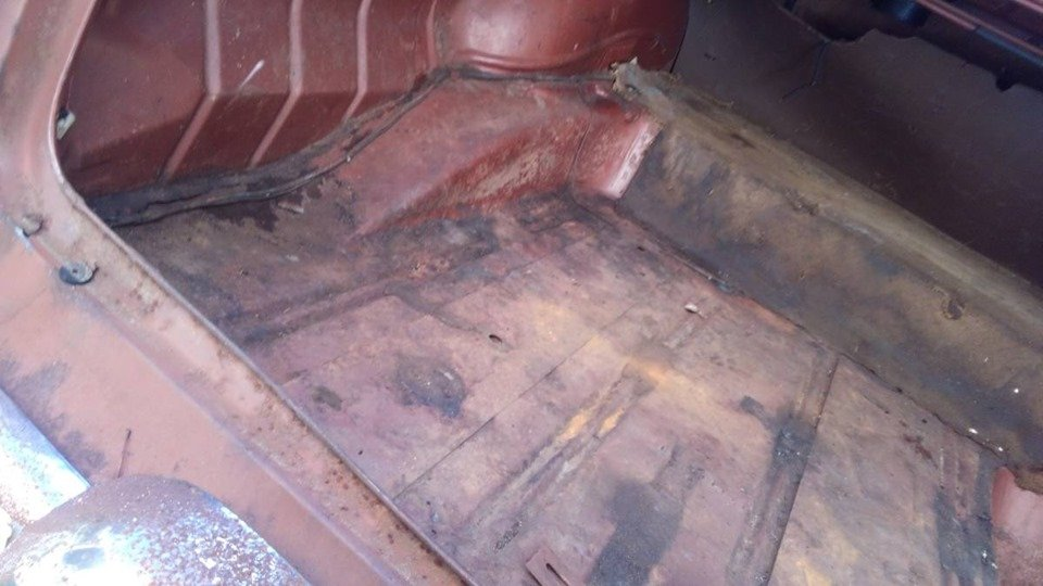 1955 Pontiac Starchief (New Ipswich, NH) $9,900 obo For Sale (picture 4 of 6)