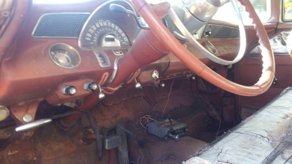 1955 Pontiac Starchief (New Ipswich, NH) $9,900 obo For Sale (picture 5 of 6)