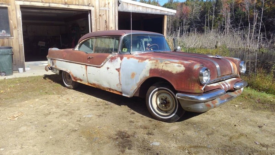 1955 Pontiac Starchief (New Ipswich, NH) $9,900 obo For Sale (picture 6 of 6)