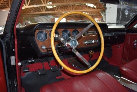 1967 Pontiac GTO Convertible = Black 4 Speed Manual $59.5k For Sale (picture 5 of 6)