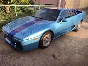 1986 Pontiac Fiero SE Pisa Artero For Sale